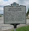 Image for Zollicoffer's Headquarters (3B 69) - Portland TN