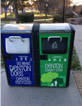 Image for Solar Garbage Bins - Denton, TX