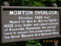 Image for Morton's Overlook - Great Smoky Mountains National Park