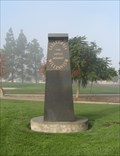 Image for California Millenium Time Capsule Monument - Pittsburg, CA