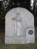 Image for 1st Ohio Infantry Monument ~ Chickamauga Georgia
