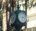 Image for Convention Center Clock - Anaheim, CA
