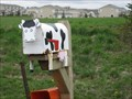 Image for Cow Mailbox - rural Des Moines, IA