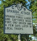 Image for Spanish Attack, Marker C-8