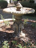 Image for Mills College Fountain Garden - Oakland, CA