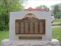 Image for Dawson-Lower Tyrone Township World War II Memorial - Dawson, Pennsylvania
