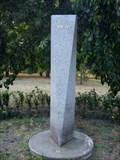 Image for 1956. Monument, Chestnut garden - Budapest