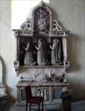 Image for Sacheverall Family Monuments, Holy Trinity Church - Ratcliffe-on-Soar, Nottinghamshire
