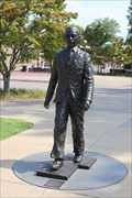Image for James Meredith -- University of Mississippi, Oxford MS