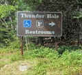 Image for Thunder Hole Restrooms, Acadia Nat'l Park, Maine