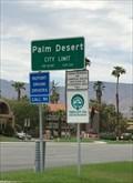 Image for Palm Desert, CA - Pop 50907