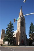 Image for St. Matthew's Episcopal Cathedral - Laramie Downtown Historic District - Laramie WY