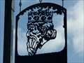 Image for Kings Head -Silhouette  - Wales. Great Britain.