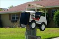 Image for Golf Cart Mailbox