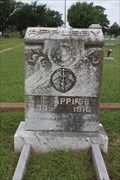 Image for A.T. Appleby - Bruceville-Moore Cemetery - Bruceville-Eddy, TX
