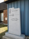 Image for Royal Canadian Legion Br. 38 Memorial - Bashaw, Alberta