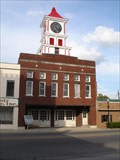 Image for Fire Station Clock, Hopkinsville< KY