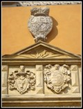 Image for CoAs at portal and gateway of Chateau - Prostejov, Czech Republic