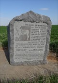 Image for Dell - Memorial to Pioneers Who Made the Land Run of 1893 - Tonkawa, OK