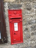 Image for Victorian Wall Post Box - Halton West, nr Skipton, Yorkshire, UK