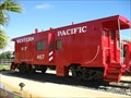 Image for Western Pacific  #467 - Niles Train Depot, Fremont, CA