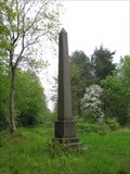 Image for Henry John Robert Osborn Esq Obelisk - Chicksands Wood, Haynes, Bedfordshire, UK
