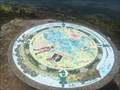 Image for table orientation chemin de cadoudal-locoal-ria d'etel-morbihan-france