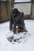 Image for Man in Prayer  -  Hamburg, Germany
