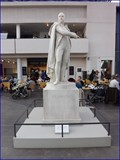 Image for Admiral Sir Edward Pellew Statue - National Maritime Museum, Greenwich, London, UK