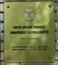 Image for South African Embassy - Prague, Czech Republic