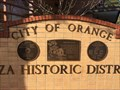 Image for Orange Plaza - Orange, CA