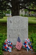 Image for Medal of Honor - David P. Casey - Whitnsville MA