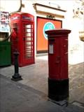 Image for Red Telephone Box - Valletta St John's Street, Malta