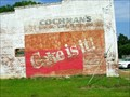 Image for Coke Sign in Downtown Meansville Georgia