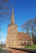 Image for St Cuthbert - Shustoke, Warwickshire