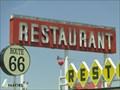 Image for Route 66 Restaurant - Santa Rosa, New Mexico, USA.