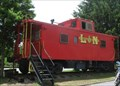 Image for C&O Caboose - Bell Buckle, TN