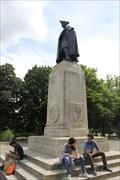 Image for Gen. James Wolfe -- Greenwich Park, Greenwich, London, UK