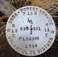 Image for T13S R10E S36 R11E S31 1/4 COR - Jefferson County, OR