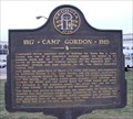 Image for 1917 * CAMP GORDON * 1919 – GHM 044-91 – DeKalb Co., GA