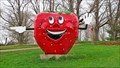 Image for Strawberry Man - Great Village, NS