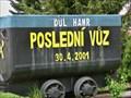 Image for LAST - mining carriage - Straz pod Ralskem, Czech Republic