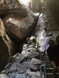 Image for Talus Cave Stairs - Palcines, CA