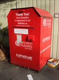 Image for Canadian Diabetes Association Bin - Metchosin, British Columbia, Canada