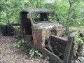 Image for Abandoned Truck - Banks Cemetery, Lewis County, TN