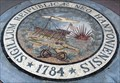 Image for Seal of New Hampshire - West Springfield, MA