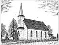 Image for Free Church of Scotland by Sterling Stratton - Birch Hill, PEI