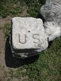 Image for Castillo de San Marcos Survey Stone - St Augustine, FL