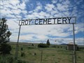 Image for Roy Cemetery - Roy, Montana