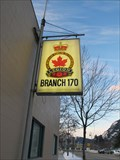"Image for ""Royal Royal Canadian Legion Branch # 170"" - Castlegar, British Columbia"